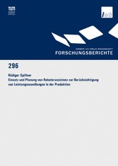 Einsatz und Planung von Roboterassistenz zur Be...