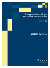 Innovationspotenziale der Mensch-Maschine-Inter...