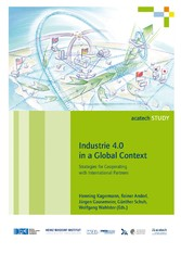 Industrie 4.0 in a Global Context - Strategies ...