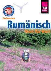 Reise Know-How Kauderwelsch Rumänisch - Wort fü...