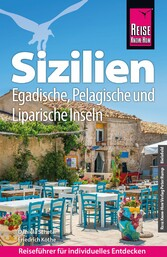 Reise Know-How Sizilien, Egadische, Pelagische ...