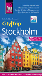 Reise Know-How CityTrip Stockholm