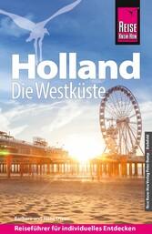 Reise Know-How Reiseführer Holland - Die Westküste
