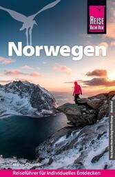 Reise Know-How Norwegen: Reiseführer für indivi...