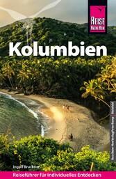 Reise Know-How Kolumbien: Reiseführer für indiv...