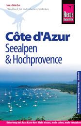 Reise Know-How Reiseführer Côte dAzur, Seealpen...