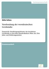 Verelendung der westdeutschen Großstädte - Fina...