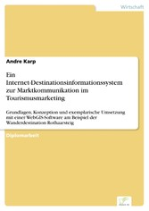 Ein Internet-Destinationsinformationssystem zur...