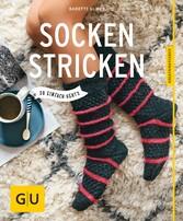 Socken stricken - So einfach gehts