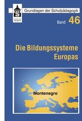 Die Bildungssysteme Europas - Montenegro
