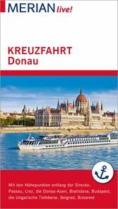 MERIAN live! Reiseführer Kreuzfahrt Donau - Mit...