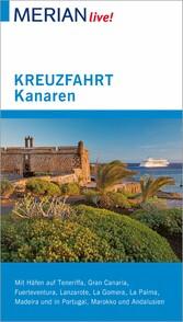 MERIAN live! Reiseführer Kreuzfahrt Kanaren - M...
