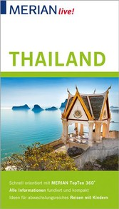 MERIAN live! Reiseführer Thailand