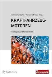 Kraftfahrzeugmotoren - Auslegung und Konstruktion