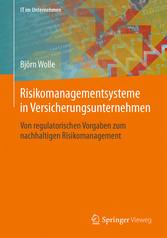 Risikomanagementsysteme in Versicherungsunterne...