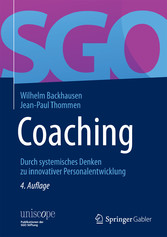 Coaching - Durch systemisches Denken zu innovat...