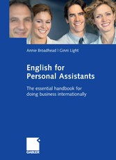 English for Personal Assistants - The essential handbook for doing business internationally
