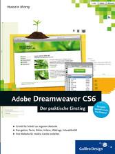 Adobe Dreamweaver CS6 - Der praktische Einstieg