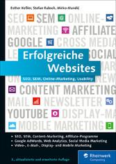 Erfolgreiche Websites - SEO, SEM, Online-Market...