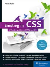 Einstieg in CSS - Webseiten gestalten mit HTML ...