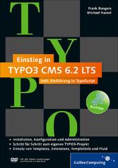 Einstieg in TYPO3 CMS 6.2 LTS