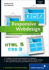 Responsive Webdesign - Anpassungsfähige Website...