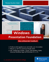 Windows Presentation Foundation - Das umfassend...