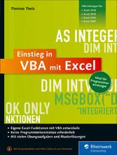 Einstieg in VBA mit Excel - VBA-Lösungen für Ex...