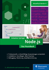 Node.js - Das Praxisbuch