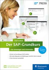 Der SAP-Grundkurs für Einsteiger und Anwender -...