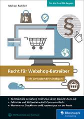 Recht für Webshop-Betreiber - Das umfassende Ha...