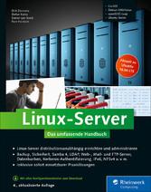 Linux-Server - Das umfassende Handbuch