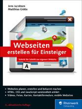 Webseiten erstellen für Einsteiger - Schritt fü...