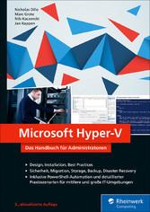Microsoft Hyper-V - Das Handbuch für Administra...