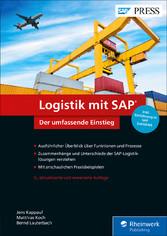 Logistik mit SAP - Der umfassende Einstieg