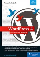 WordPress 4 - Das umfassende Handbuch