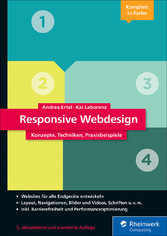 Responsive Webdesign - Konzepte, Techniken, Pra...