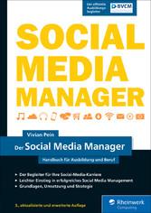Der Social Media Manager - Handbuch für Ausbild...