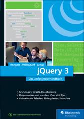 jQuery 3 - Das umfassende Handbuch