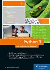 Python 3 - Das umfassende Handbuch