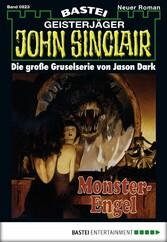 John Sinclair - Folge 0823 - Monster-Engel (2. Teil)