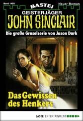 John Sinclair - Folge 1455 - Das Gewissen des H...