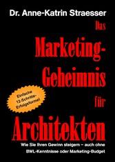 Das Marketing-Geheimnis für Architekten - Wie S...