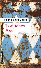 Tödliches Asyl - Kriminalroman