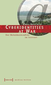 Cyberidentities at War - Der Molukkenkonflikt i...