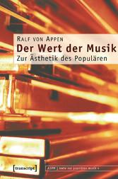 Der Wert der Musik - Zur Ästhetik des Populären