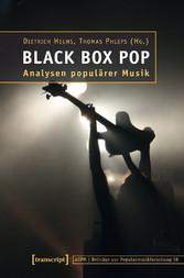 Black Box Pop - Analysen populärer Musik