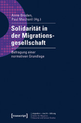 Solidarität in der Migrationsgesellschaft - Bef...