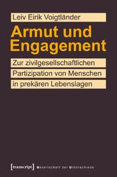 Armut und Engagement - Zur zivilgesellschaftlic...