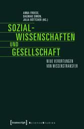 Sozialwissenschaften und Gesellschaft - Neue Ve...